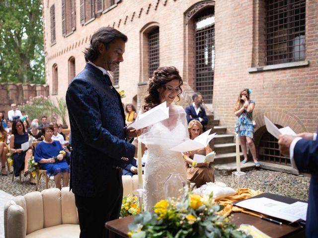Il matrimonio di Matteo e Rita a Piovera, Alessandria 246