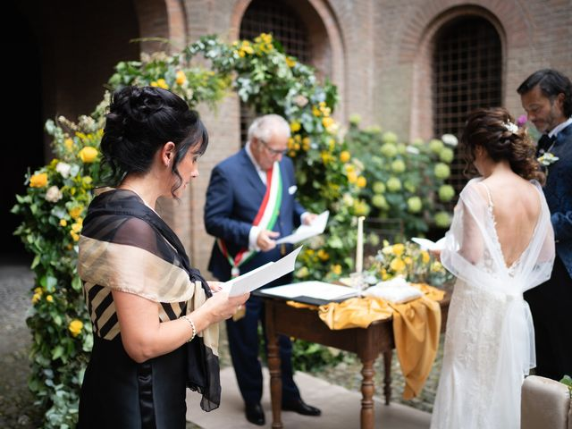 Il matrimonio di Matteo e Rita a Piovera, Alessandria 247