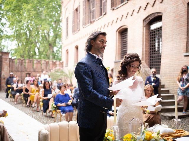 Il matrimonio di Matteo e Rita a Piovera, Alessandria 248