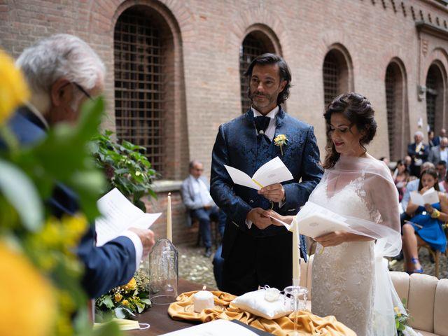 Il matrimonio di Matteo e Rita a Piovera, Alessandria 251