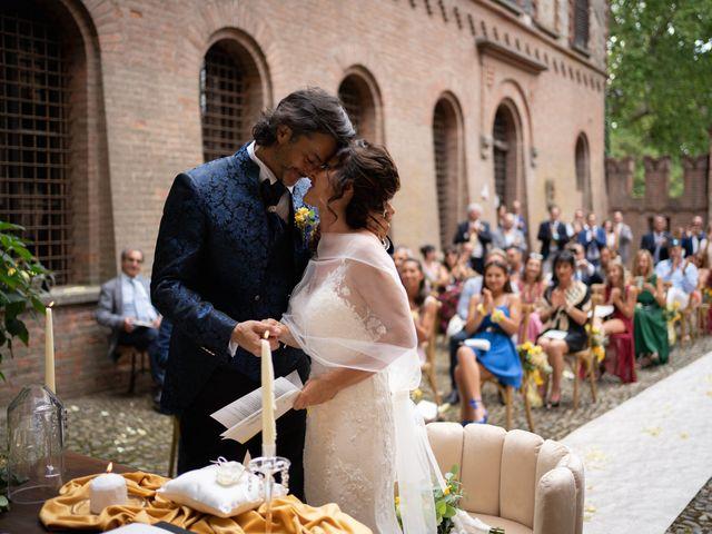 Il matrimonio di Matteo e Rita a Piovera, Alessandria 256