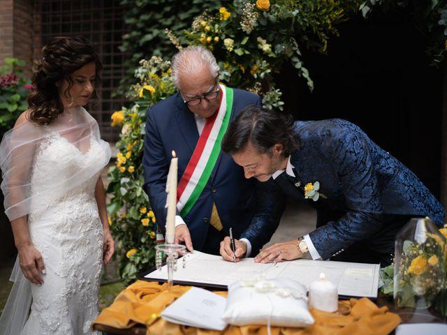 Il matrimonio di Matteo e Rita a Piovera, Alessandria 261