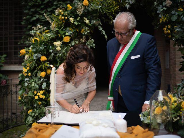 Il matrimonio di Matteo e Rita a Piovera, Alessandria 262