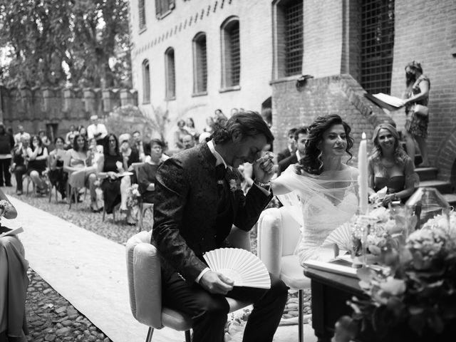 Il matrimonio di Matteo e Rita a Piovera, Alessandria 265