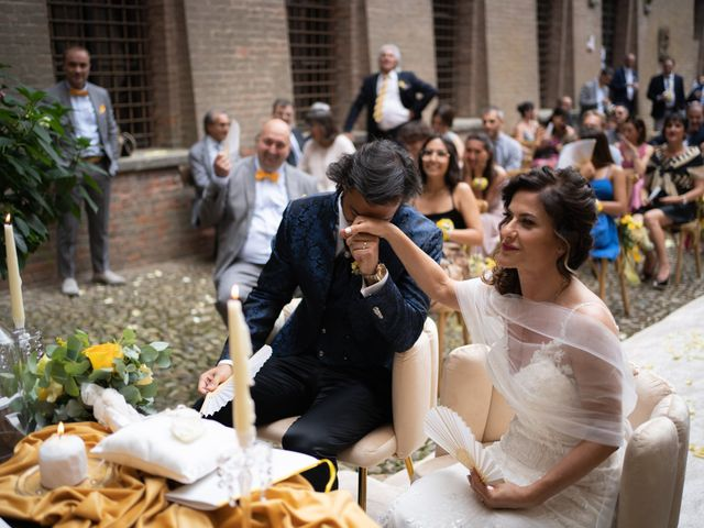 Il matrimonio di Matteo e Rita a Piovera, Alessandria 266