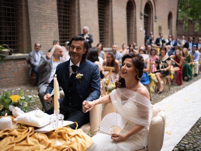 Il matrimonio di Matteo e Rita a Piovera, Alessandria 268