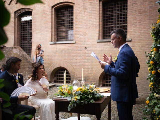 Il matrimonio di Matteo e Rita a Piovera, Alessandria 269