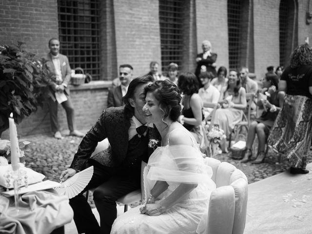 Il matrimonio di Matteo e Rita a Piovera, Alessandria 276
