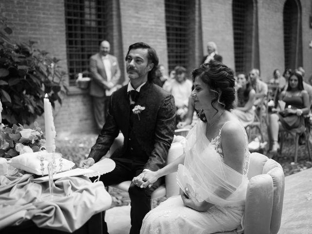 Il matrimonio di Matteo e Rita a Piovera, Alessandria 283