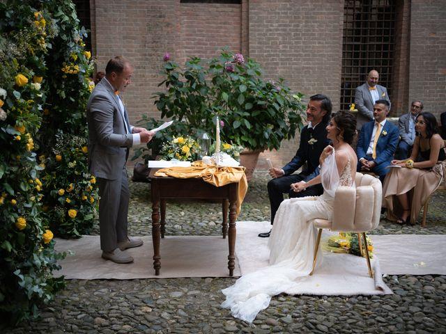 Il matrimonio di Matteo e Rita a Piovera, Alessandria 285