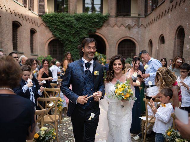 Il matrimonio di Matteo e Rita a Piovera, Alessandria 292