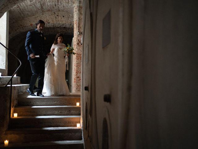 Il matrimonio di Matteo e Rita a Piovera, Alessandria 306