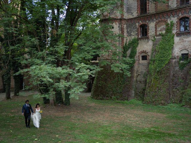 Il matrimonio di Matteo e Rita a Piovera, Alessandria 309