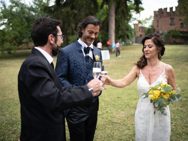 Il matrimonio di Matteo e Rita a Piovera, Alessandria 311