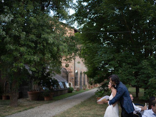 Il matrimonio di Matteo e Rita a Piovera, Alessandria 333