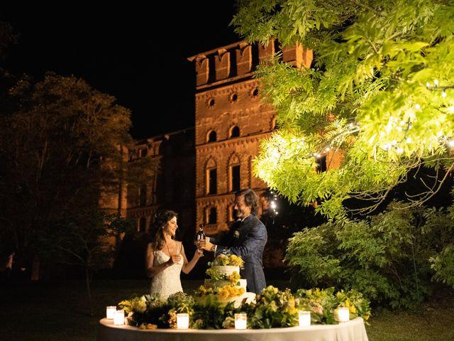 Il matrimonio di Matteo e Rita a Piovera, Alessandria 500