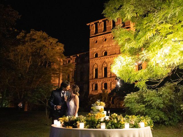 Il matrimonio di Matteo e Rita a Piovera, Alessandria 503