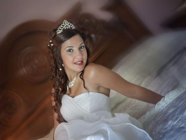 Il matrimonio di Giuseppe e Mary a Vallelunga Pratameno, Caltanissetta 11