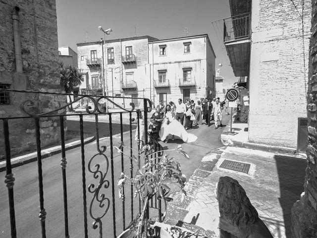 Il matrimonio di Giuseppe e Mary a Vallelunga Pratameno, Caltanissetta 19