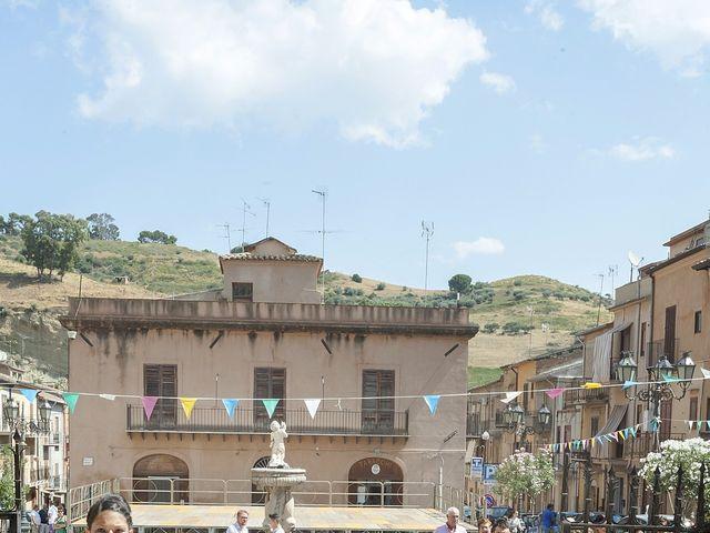 Il matrimonio di Giuseppe e Mary a Vallelunga Pratameno, Caltanissetta 20