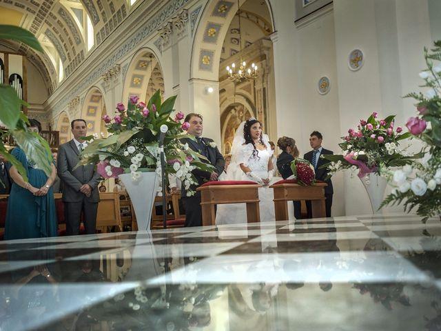 Il matrimonio di Giuseppe e Mary a Vallelunga Pratameno, Caltanissetta 22