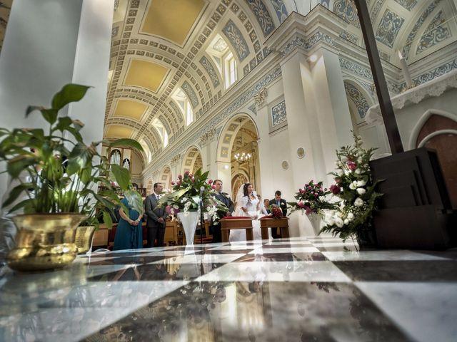 Il matrimonio di Giuseppe e Mary a Vallelunga Pratameno, Caltanissetta 23