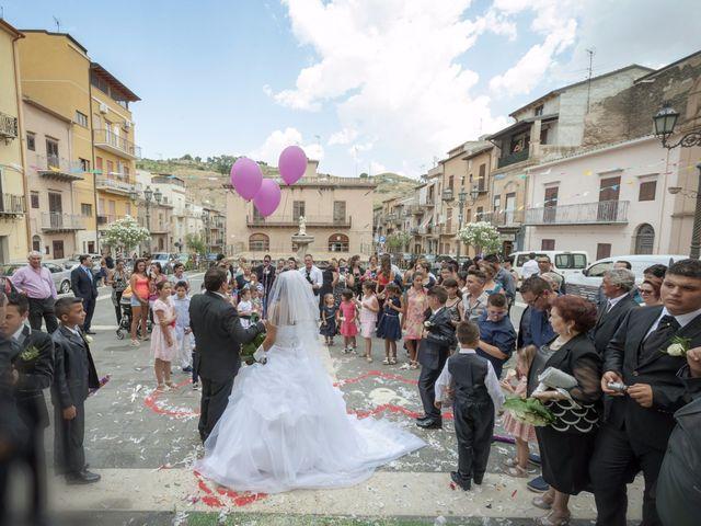 Il matrimonio di Giuseppe e Mary a Vallelunga Pratameno, Caltanissetta 29