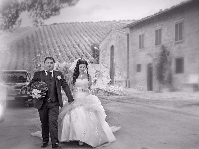 Il matrimonio di Giuseppe e Mary a Vallelunga Pratameno, Caltanissetta 30