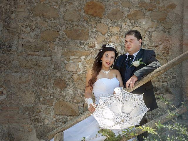 Il matrimonio di Giuseppe e Mary a Vallelunga Pratameno, Caltanissetta 31