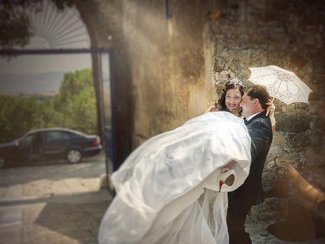 Il matrimonio di Giuseppe e Mary a Vallelunga Pratameno, Caltanissetta 3