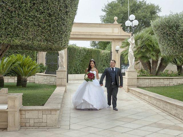 Il matrimonio di Giuseppe e Mary a Vallelunga Pratameno, Caltanissetta 38