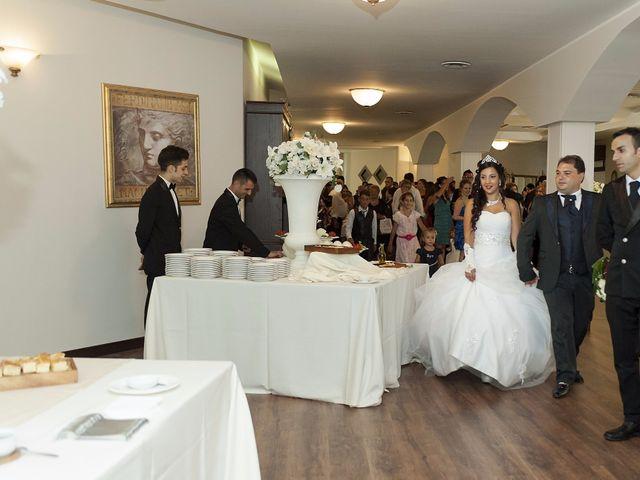 Il matrimonio di Giuseppe e Mary a Vallelunga Pratameno, Caltanissetta 39