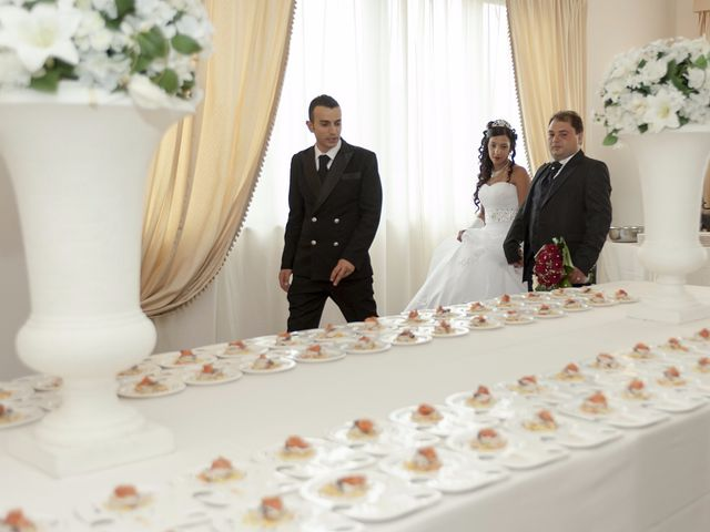 Il matrimonio di Giuseppe e Mary a Vallelunga Pratameno, Caltanissetta 43