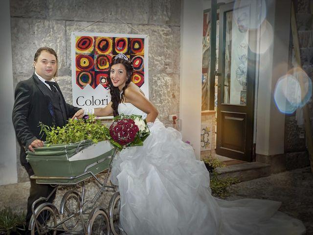 Il matrimonio di Giuseppe e Mary a Vallelunga Pratameno, Caltanissetta 57