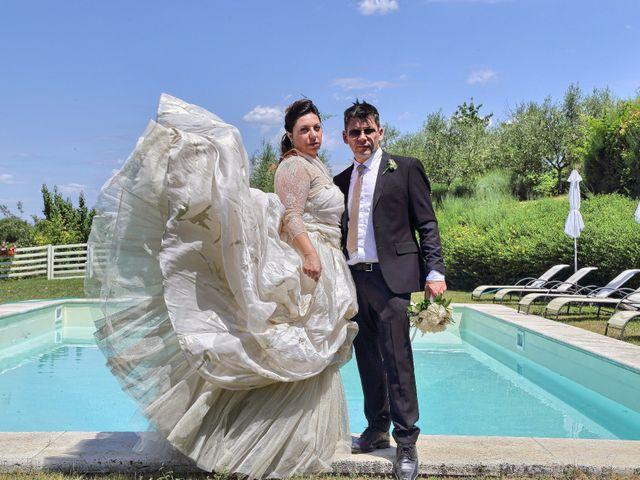 Le nozze di Rosa e Stefano