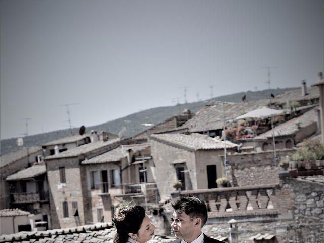Il matrimonio di Stefano e Rosa a San Gimignano, Siena 6