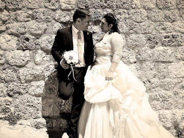 Il matrimonio di Stefano e Rosa a San Gimignano, Siena 7