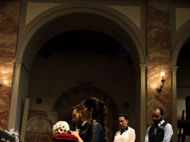 Il matrimonio di Marco e Elide a Montecatini-Terme, Pistoia 26