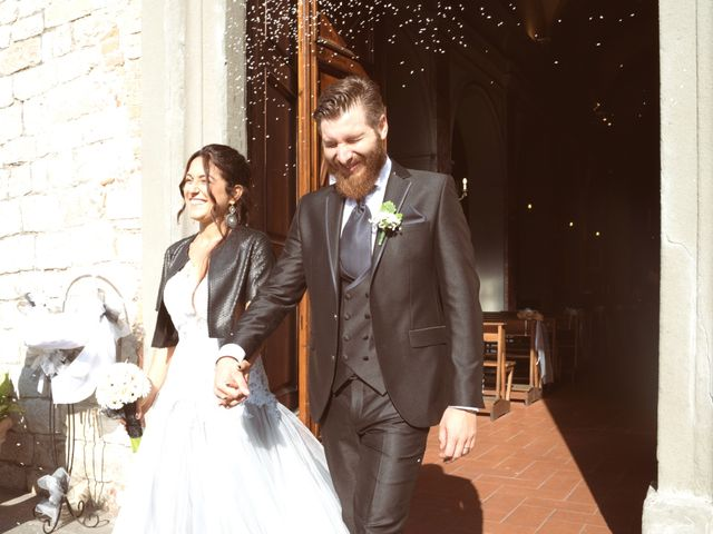 Il matrimonio di Marco e Elide a Montecatini-Terme, Pistoia 28
