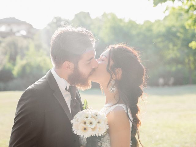 Il matrimonio di Marco e Elide a Montecatini-Terme, Pistoia 1