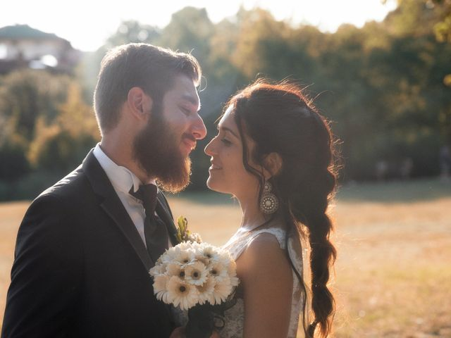 Il matrimonio di Marco e Elide a Montecatini-Terme, Pistoia 33