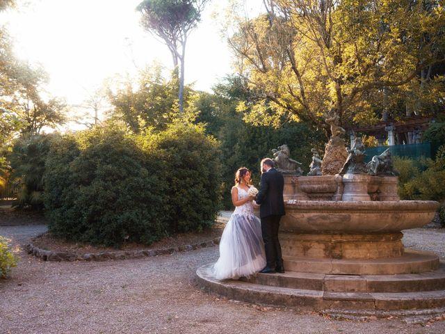 Il matrimonio di Marco e Elide a Montecatini-Terme, Pistoia 36