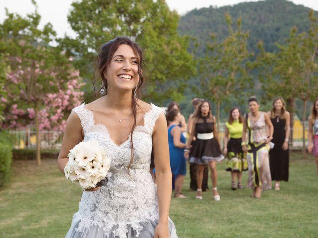 Il matrimonio di Marco e Elide a Montecatini-Terme, Pistoia 45