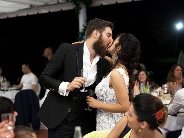 Il matrimonio di Marco e Elide a Montecatini-Terme, Pistoia 61