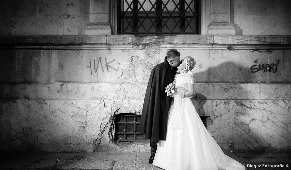 Il matrimonio di Matteo e Sara a Cremona, Cremona