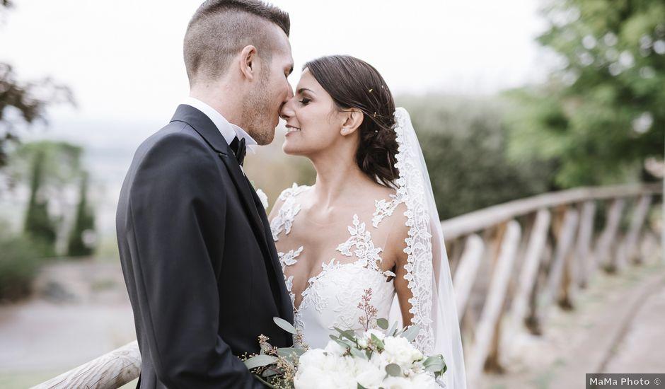 Il matrimonio di Andrea e Chiara a Predappio, Forlì-Cesena
