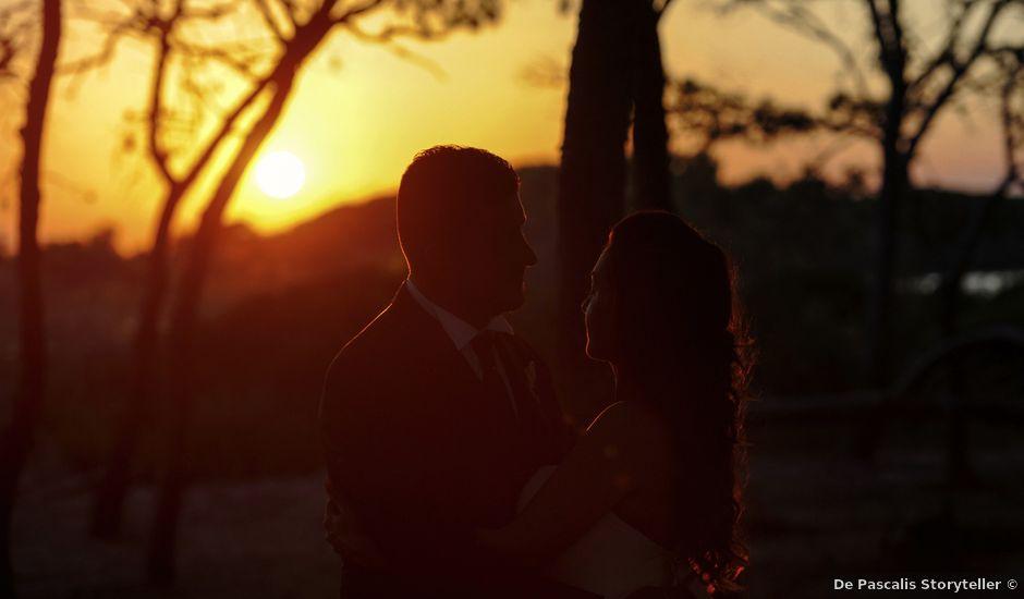 Il matrimonio di Giuseppe e Irina a Novoli, Lecce