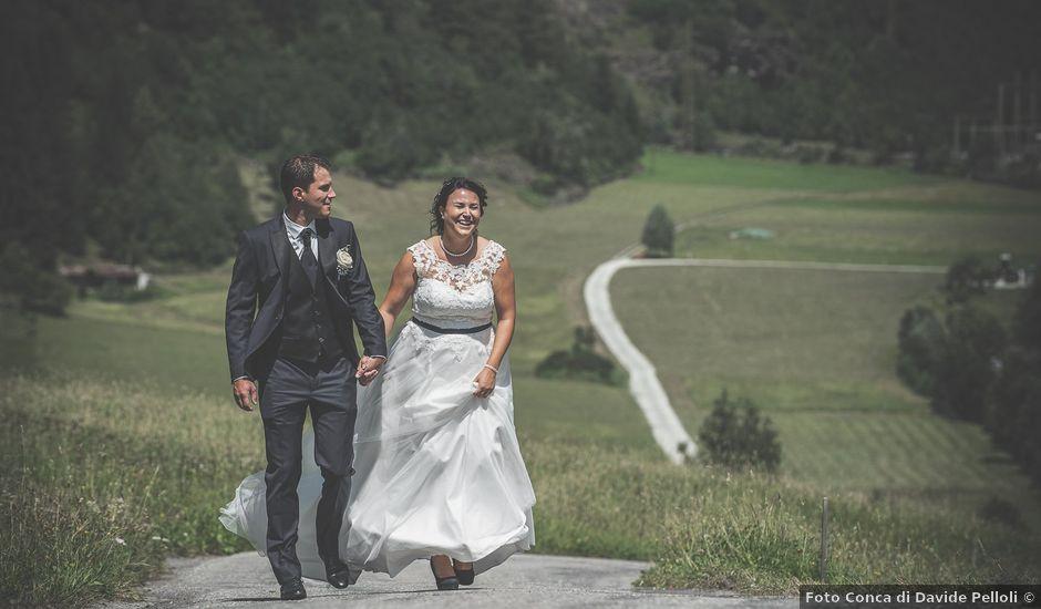 Il matrimonio di Daniele e Alessia a Gravedona, Como