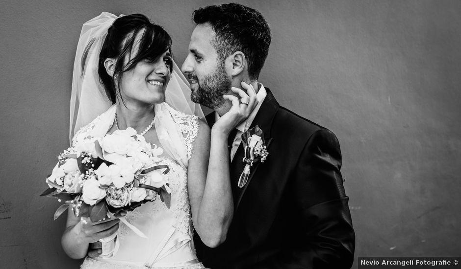 Il matrimonio di Ilenia e Marco a Montemarciano, Ancona