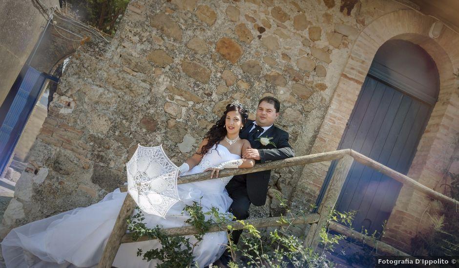 Il matrimonio di Giuseppe e Mary a Vallelunga Pratameno, Caltanissetta